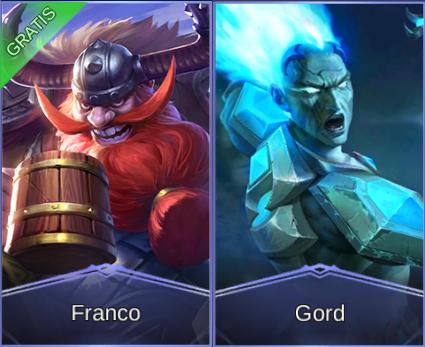 1. Franco & Gord