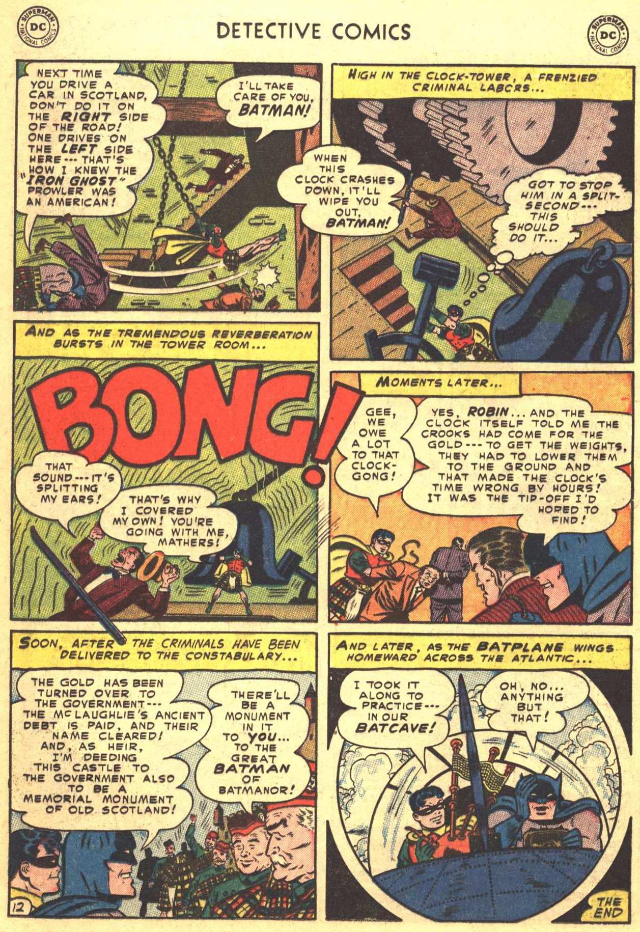 Detective Comics (1937) 198 Page 13