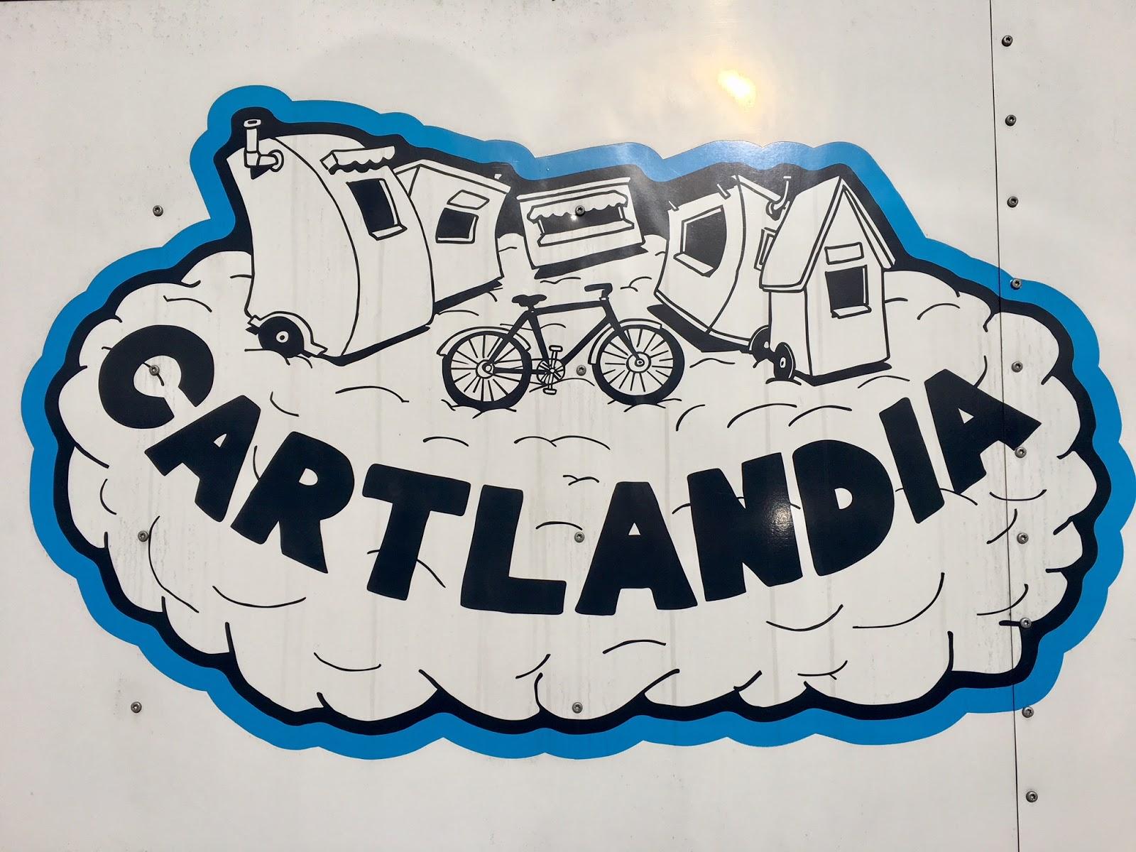 Cartlandia Portland