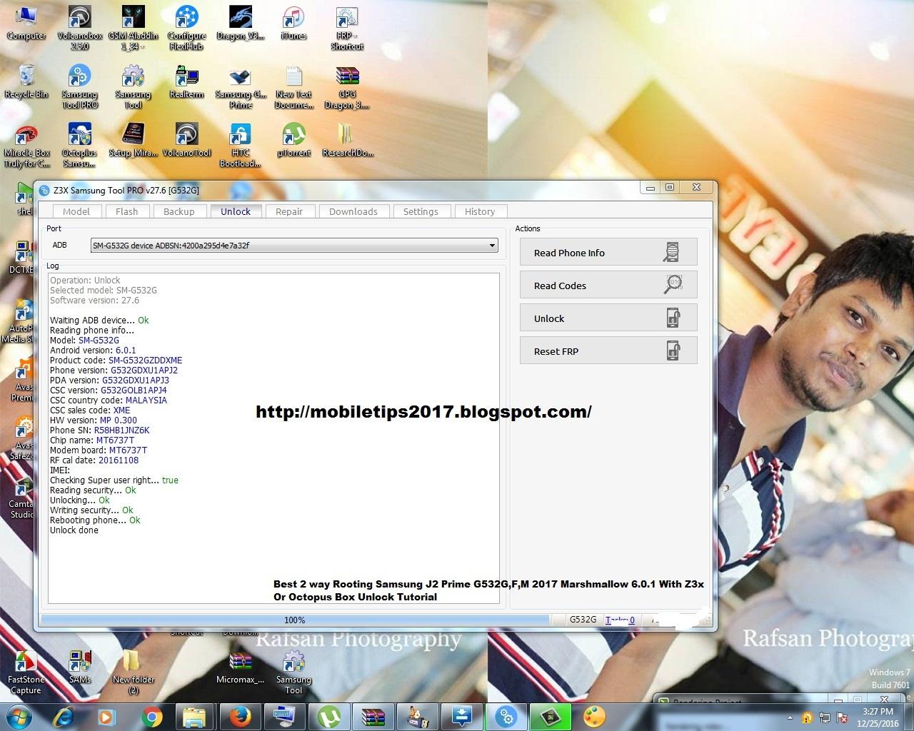 Download J2 Prime G532G Root File Flash ~ www gsmlive24 com
