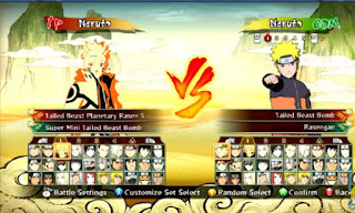 Download Naruto Shippden Ultimate Ninja Revolutions Mod Apk