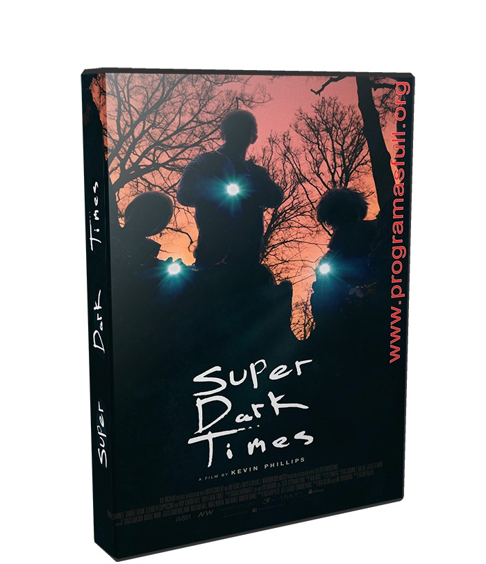 super dark times poster box cover