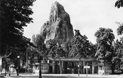 LACN - voyage - paris - zoo de vincennes - bois de vincennes