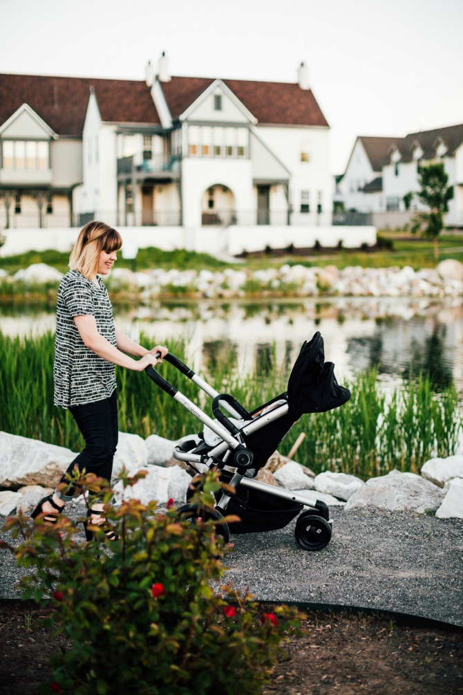 Quinny baby stroller review