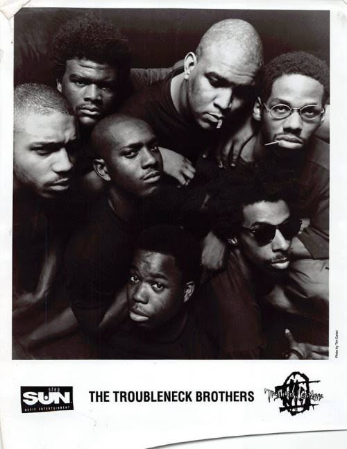 troubleneck brothers discography