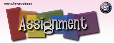 Assignment - All You Need to Know for IBPS PO, IBPS CLERK, BANK OF BARODA PO, NICL AO, RBI GRADE B OFFICER, RRBs, Karur Vysya Bank PO