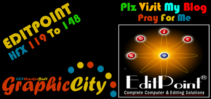 EditPoint HFX 119 To 148 Free Download - Graphic City