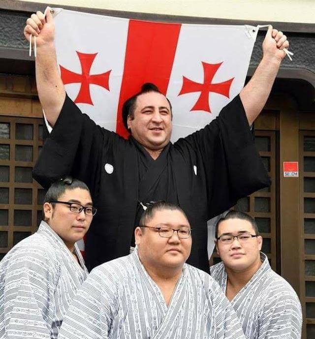Совет директоров Японской Ассоциации сумо присвоил звание озеки грузинскому суммоисту Tochinoshin Левану Горгадзеl