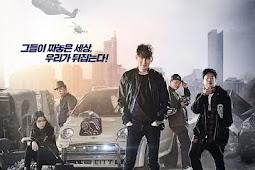Fabricated City / Jojakdoen Doshi / 조작된 도시 (2017) - Korean movie