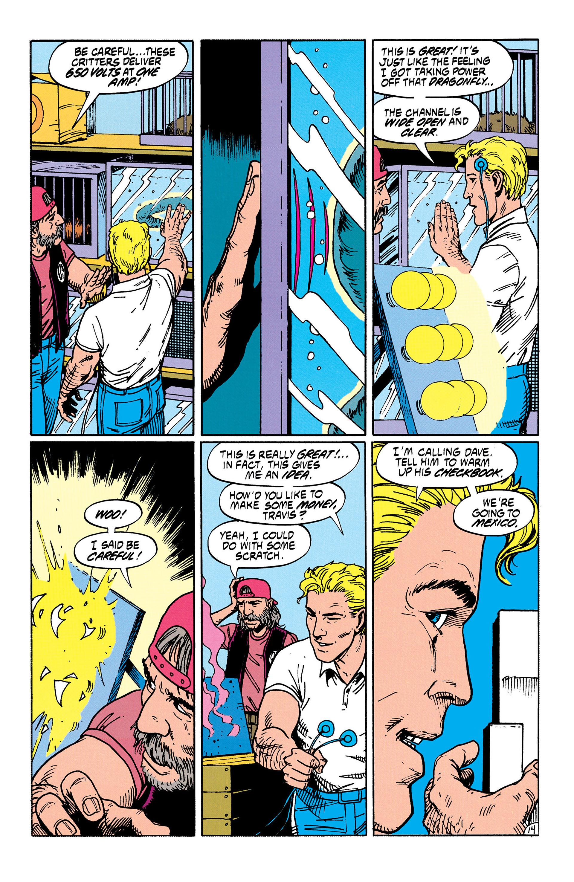 Read online Animal Man (1988) comic -  Issue #35 - 15