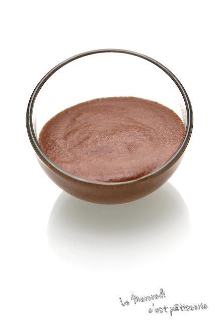 Mousse au chocolat Nestlé