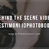 Behind The Scene Video Testimoni IDPhotobook