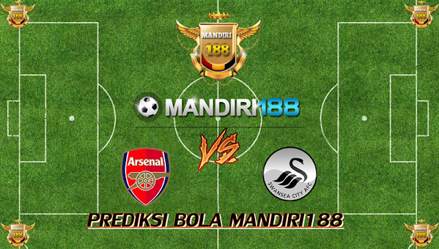 AGEN BOLA - Prediksi Arsenal vs Swansea City 28 Oktober 2017