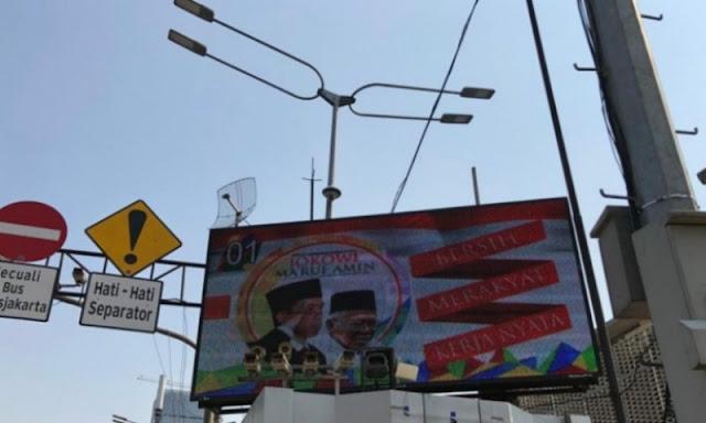 Dilaporkan Warga DKI Terkait Videotron, Bawaslu akan Panggil Jokowi