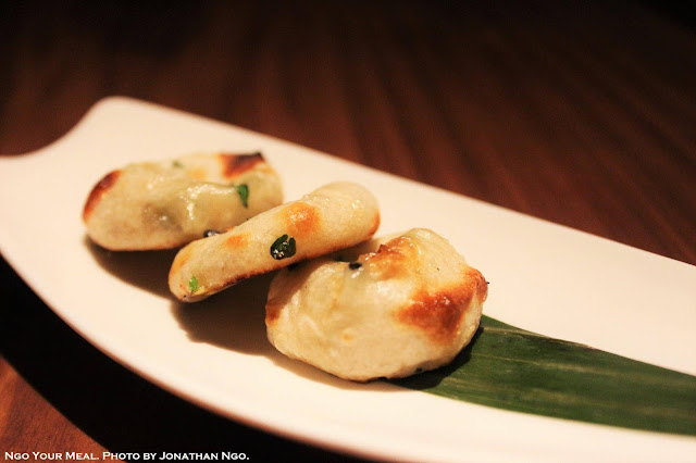 Blue Cheese Dosa at Indian Accent