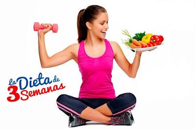 Dieta, vitaminas y minerales