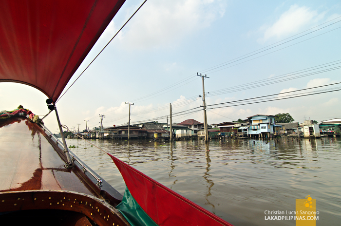 Chao Phraya River Tour Noi Canal