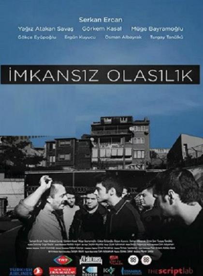 İmkansız Olasılık film afişi