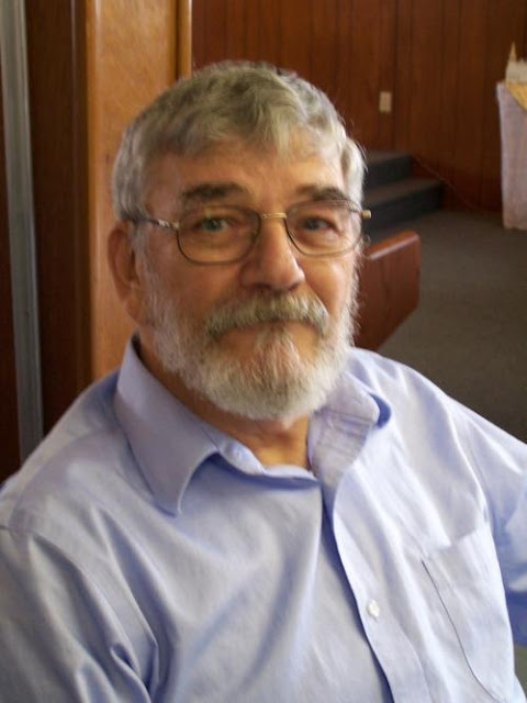 Special Obituary: Fredrick Edwin Gillott, Metamora Herald