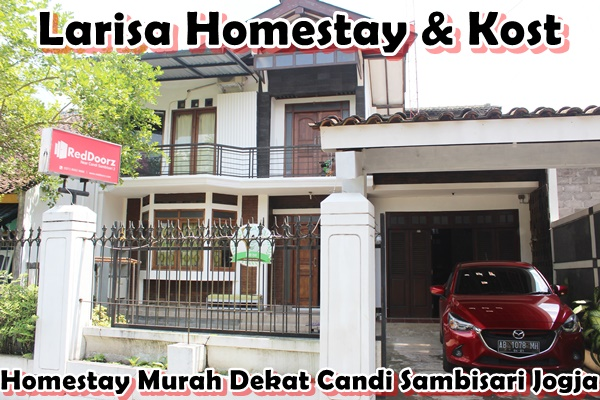 Homestay Murah dekat Candi Sambisari Jogja