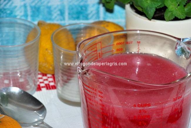 Cómo hacer un zumo de granada natural