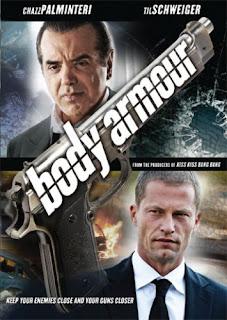Sinopsis Film Body Armour (2007)