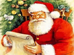 Seja você também um Papai Noel!