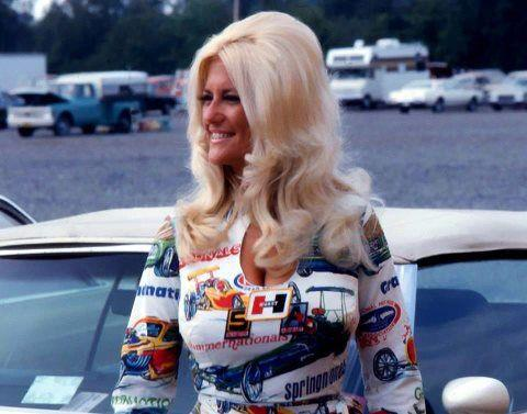 Just A Car Guy Linda Vaughn The First Lady Of Motorsports Gets