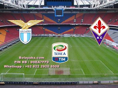 Prediksi Bola Liga Italia Lazio Vs Fiorentina 27 Desember 2017
