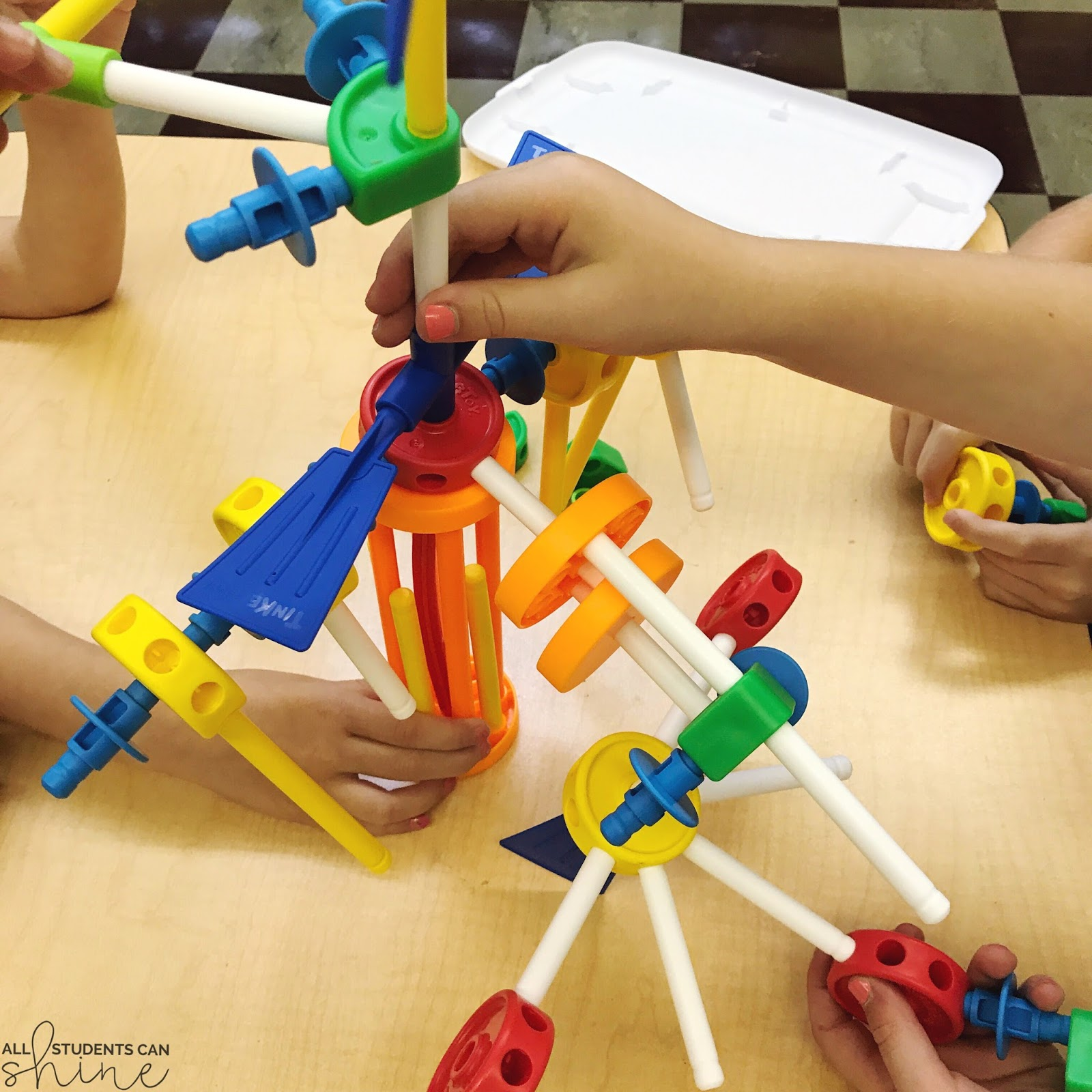 Toys For Grade 1 : Morning tubs in the elementary classroom all students