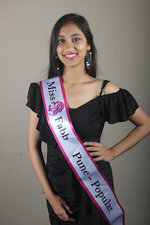 Miss Fabb Popular - Muskaan Khan
