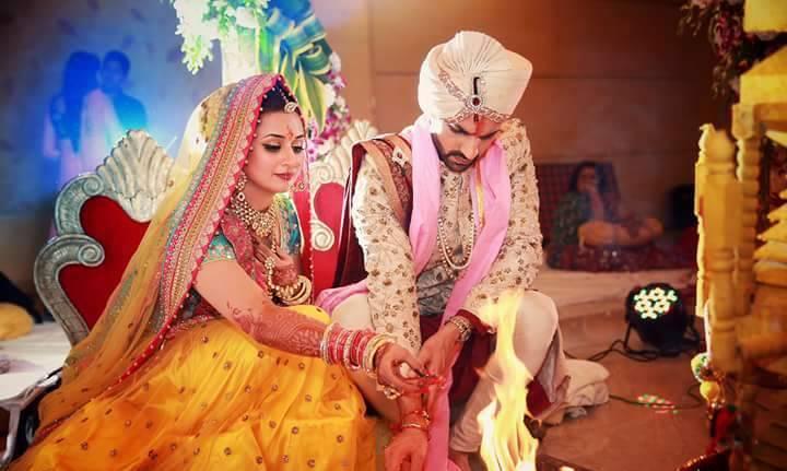 divyanka tripathi wedding 7