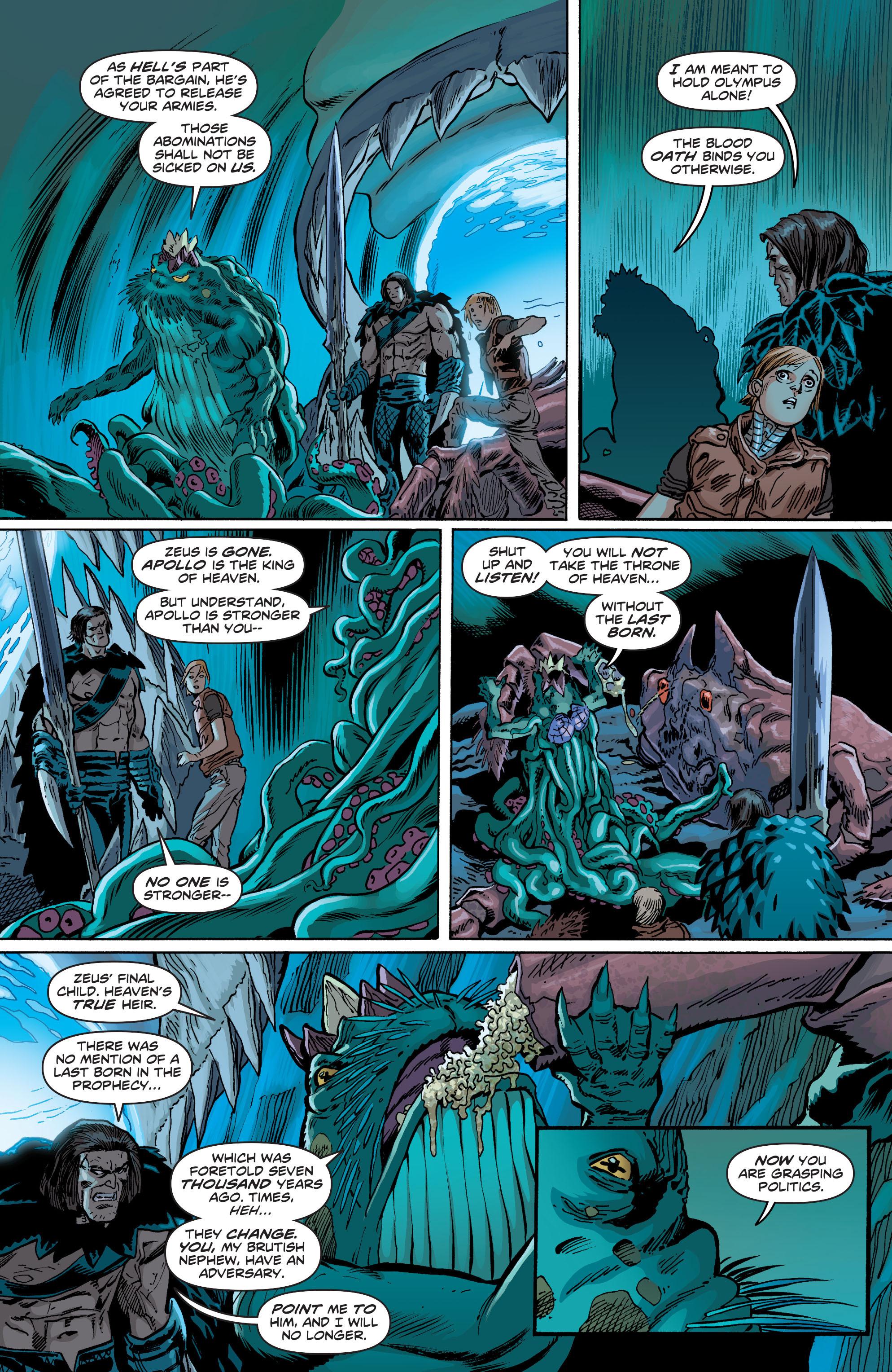 Read online Wonder Woman (2011) comic -  Issue #19 - 19