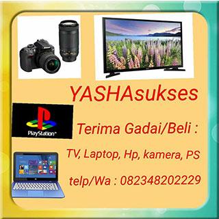 Toko Yasha Sukses dan Yasha Rent Butuh Pegawai