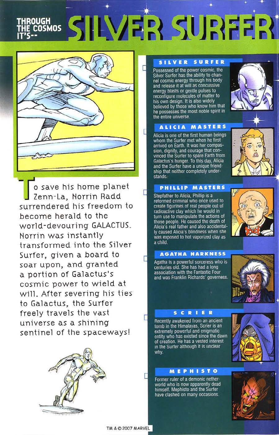 Read online Silver Surfer (1987) comic -  Issue #136 - 2