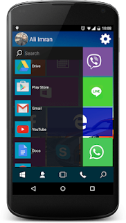 Win 10 Launcher Pro V1.5 Apk-screenshot-1