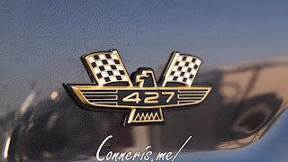 Thunderbird 427 Fender Badge