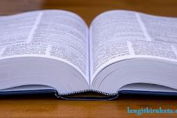 7 Strategi Mengetahui Arti Kata - Kata Sukar Bahasa Inggris Tanpa Membuka Kamus