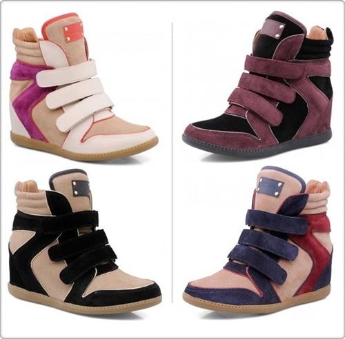 """82a43eb1281 Garotas Sublimes  Sneakers – """"Tênis de Salto"""" Como usar  Onde comprar"""