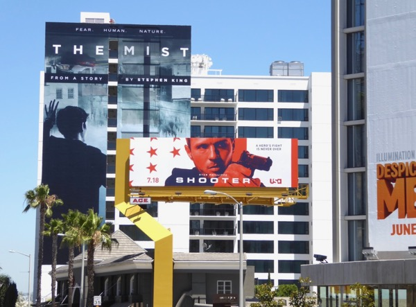 Shooter season 2 billboard