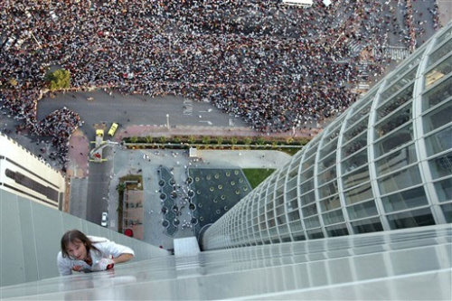Alain Robert - The French Human Spiderman
