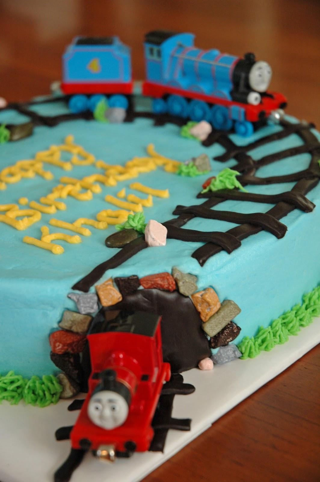 Cash S Cakes Thomas The Train Cake Choo Chooo