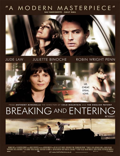 Ver Violación de domicilio (Breaking and Entering) (2006) Online