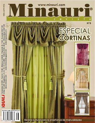 Magazine Revista Curtain Cortina