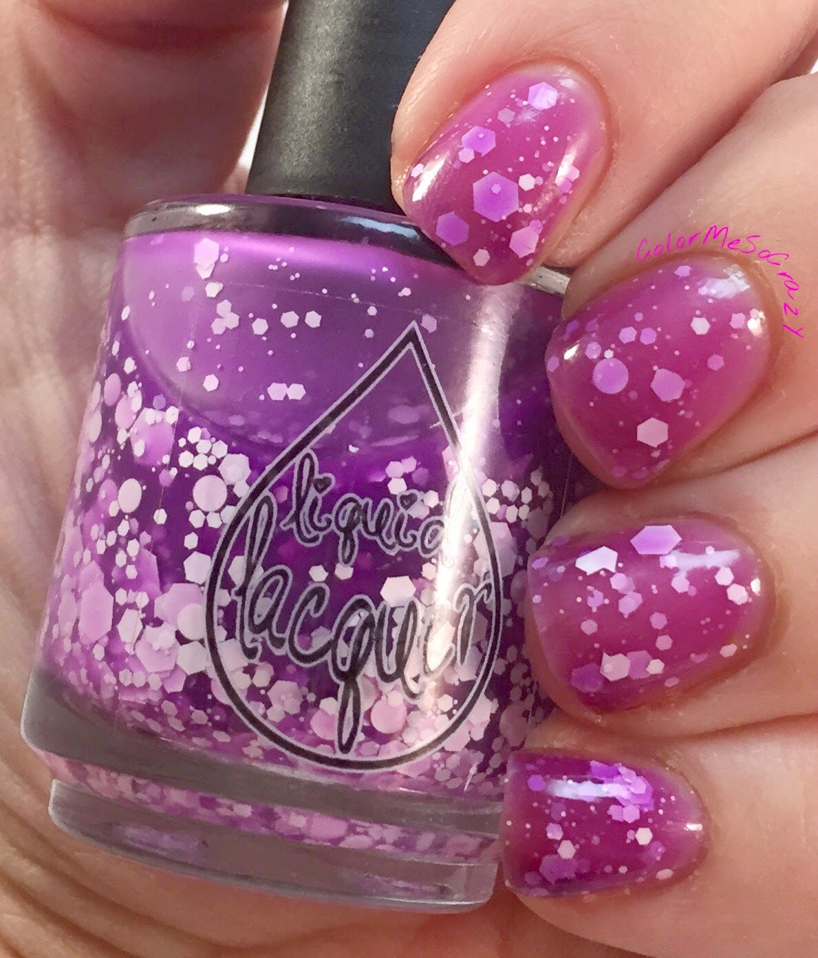 Grape Sode by Liquid Lacquer, Untrieds
