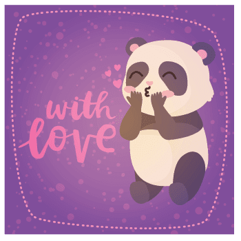 With Love Panda