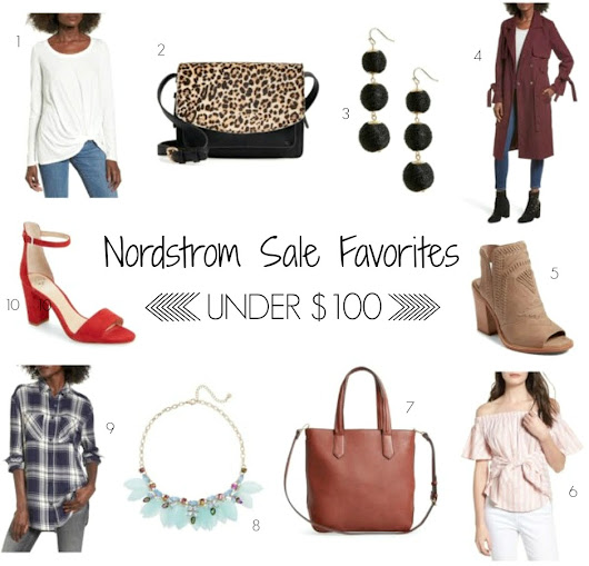 Nordstrom Winter Sale Guide