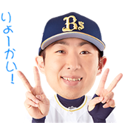 Orix Buffaloes Voiced Stickers