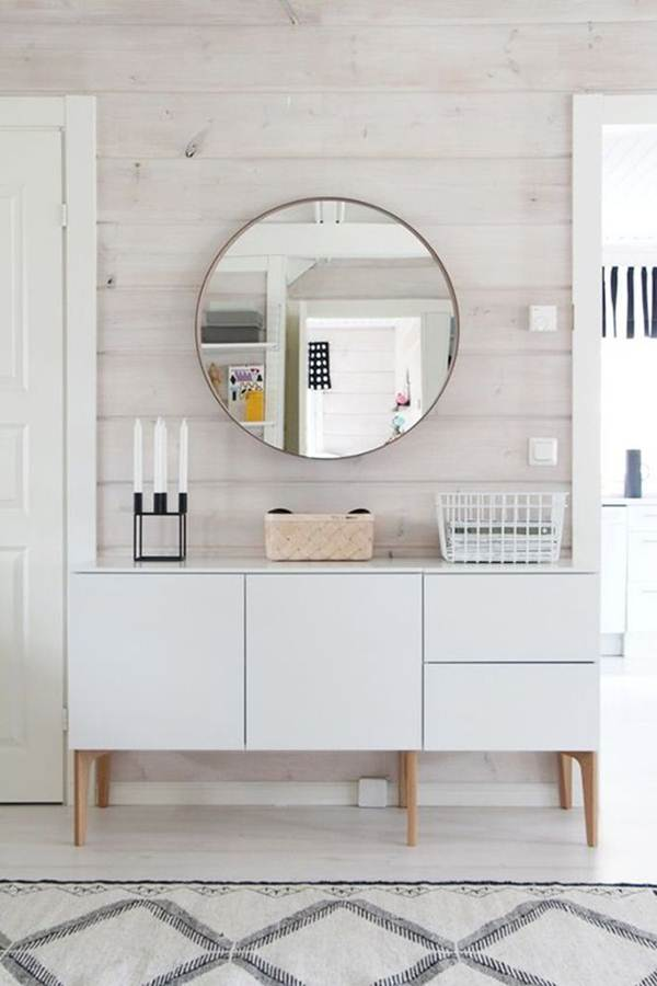 Ideas To Decorate In White And Wood 2