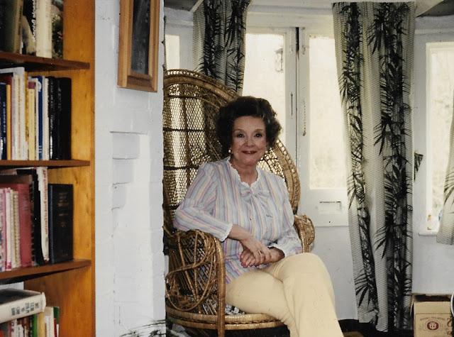 Fanny Cradock Beryl Reid